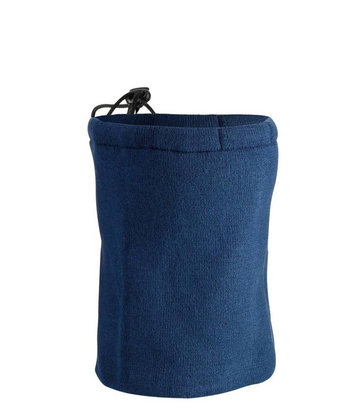 Шарф-труба с завязкой WEDZE blue