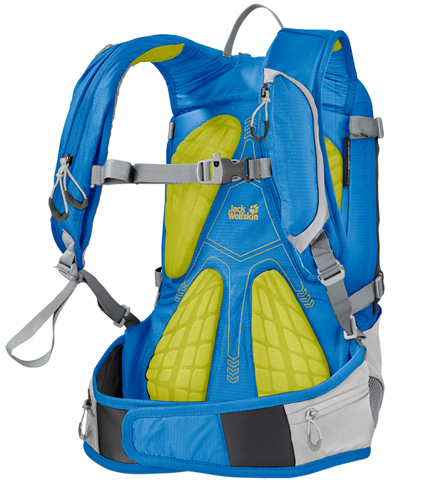 Велорюкзак Jack Wolfskin ROCK SURFER 25.5 blue