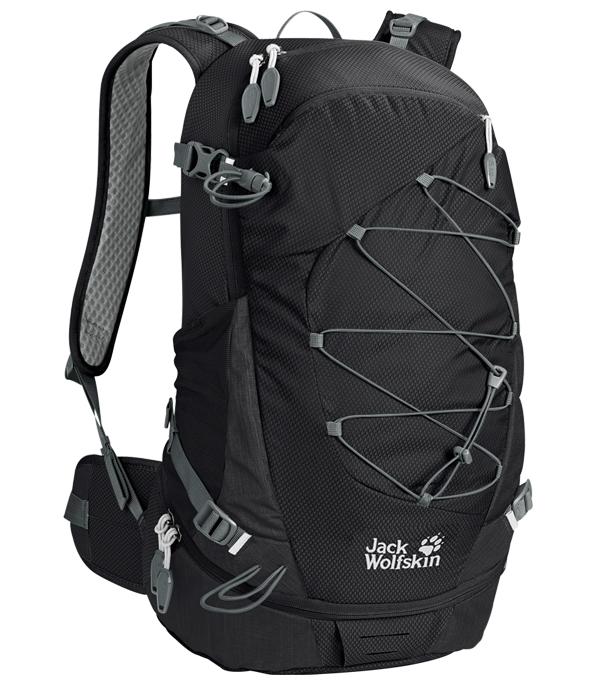 Рюкзак Jack Wolfskin ROCKDALE 28 black