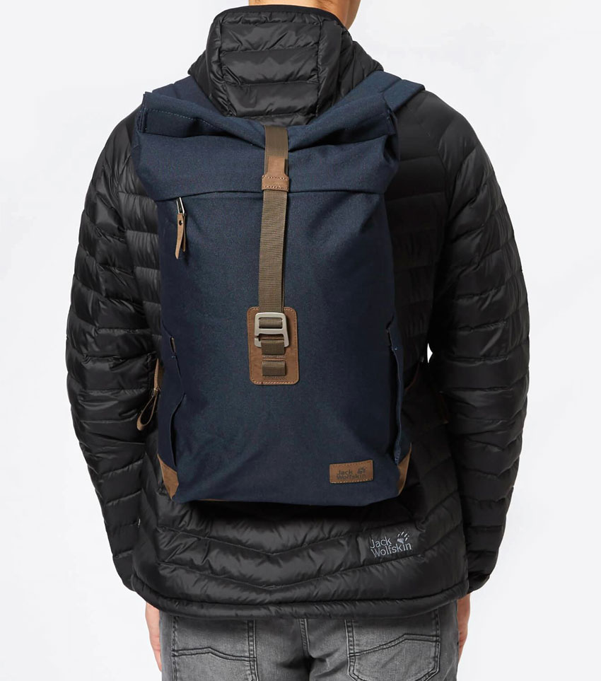 Рюкзак Jack Wolfskin ROYAL OAK night blue