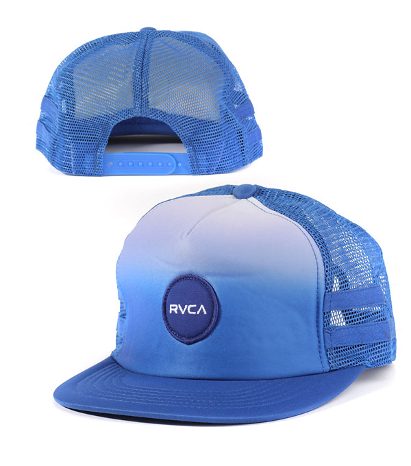 Кепка RVCA blue
