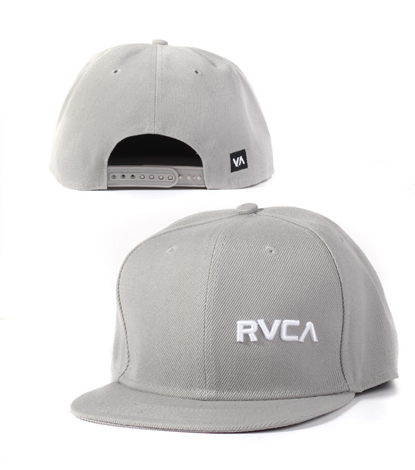 Кепка RVCA grey