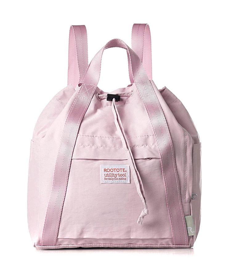 Рюкзак Rootote ceoroo peach pink