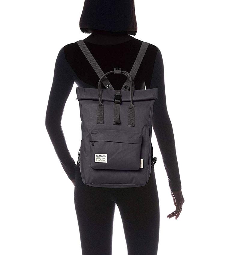 Рюкзак Rootote utility black