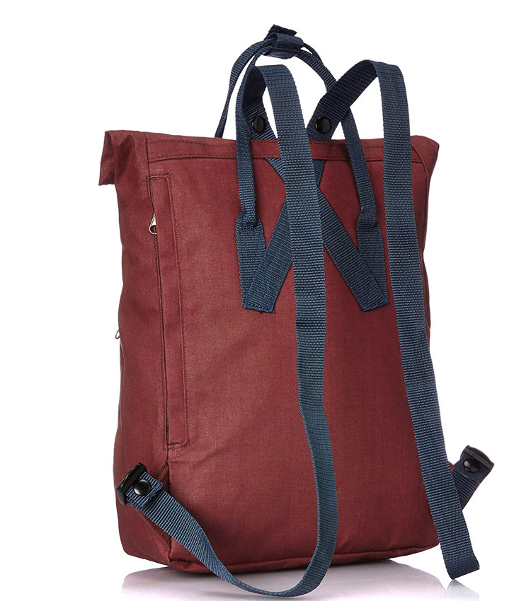 Рюкзак Rootote utility red-blue