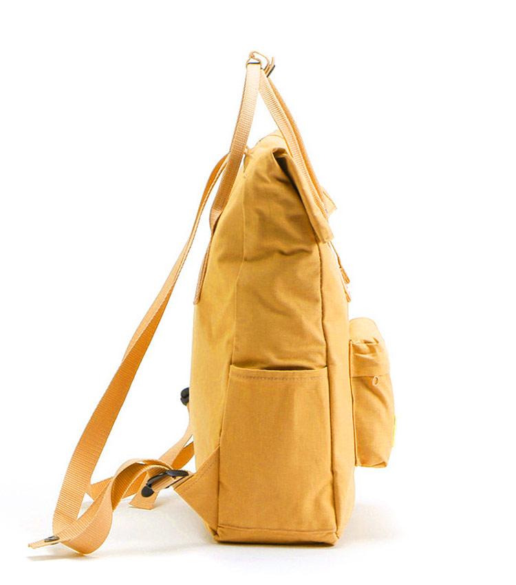 Рюкзак Rootote utility yellow