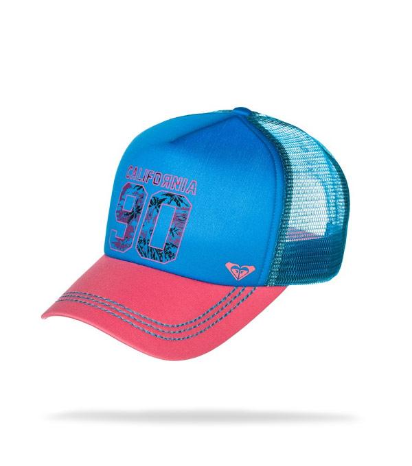 Бейсболка Roxy Truckin BLUE ASTER