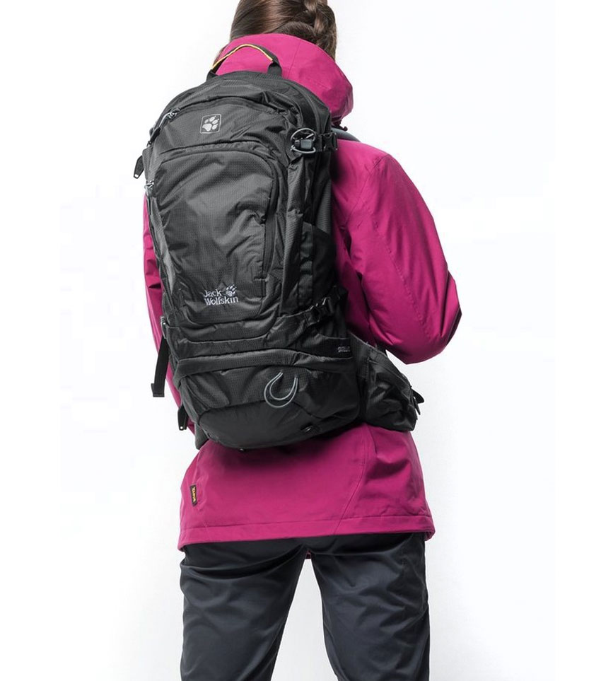Рюкзак Jack Wolfskin Satellite 24 Phantom