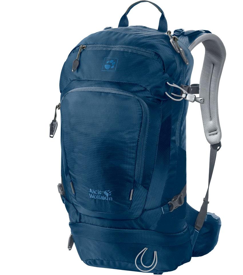 Рюкзак Jack Wolfskin Satellite 24 Poseidon Blue