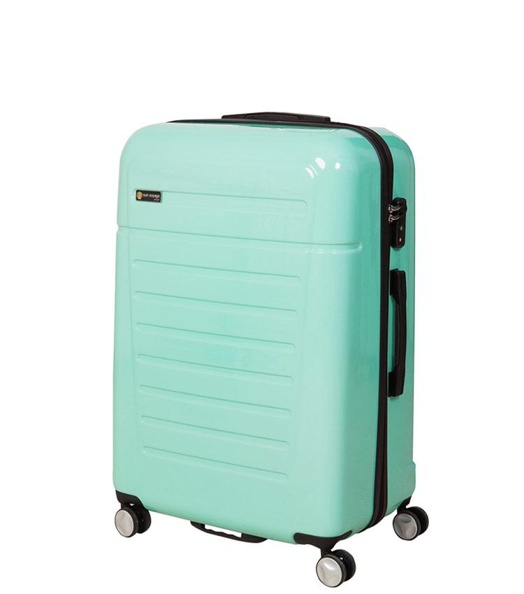 Средний чемодан Sun Voyage TALISMAN SV018-АC006-24 - turquoise