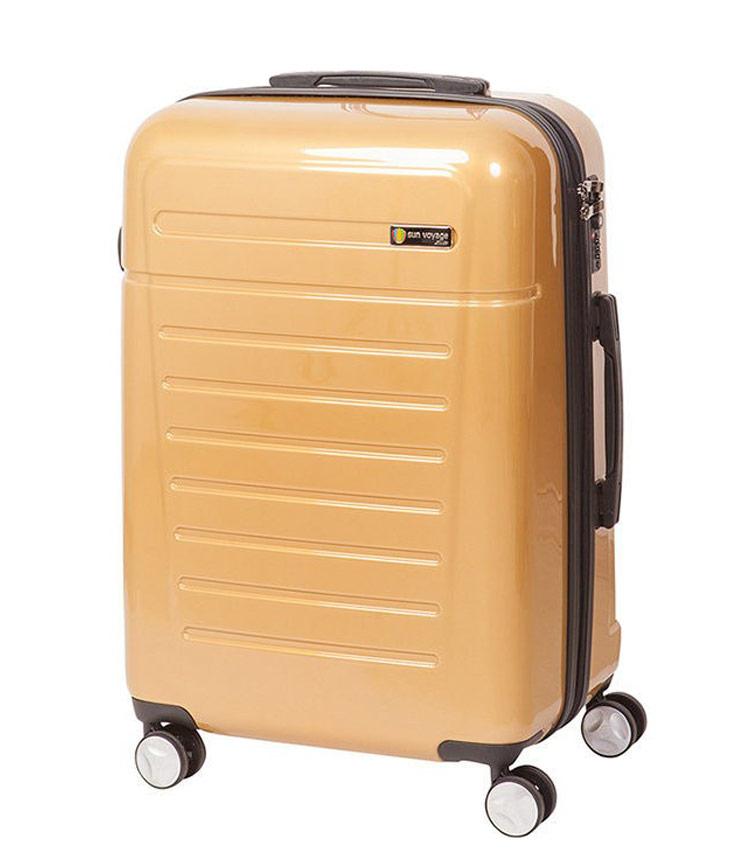 Большой чемодан Sun Voyage TALISMAN SV018-АC061-28 - gold