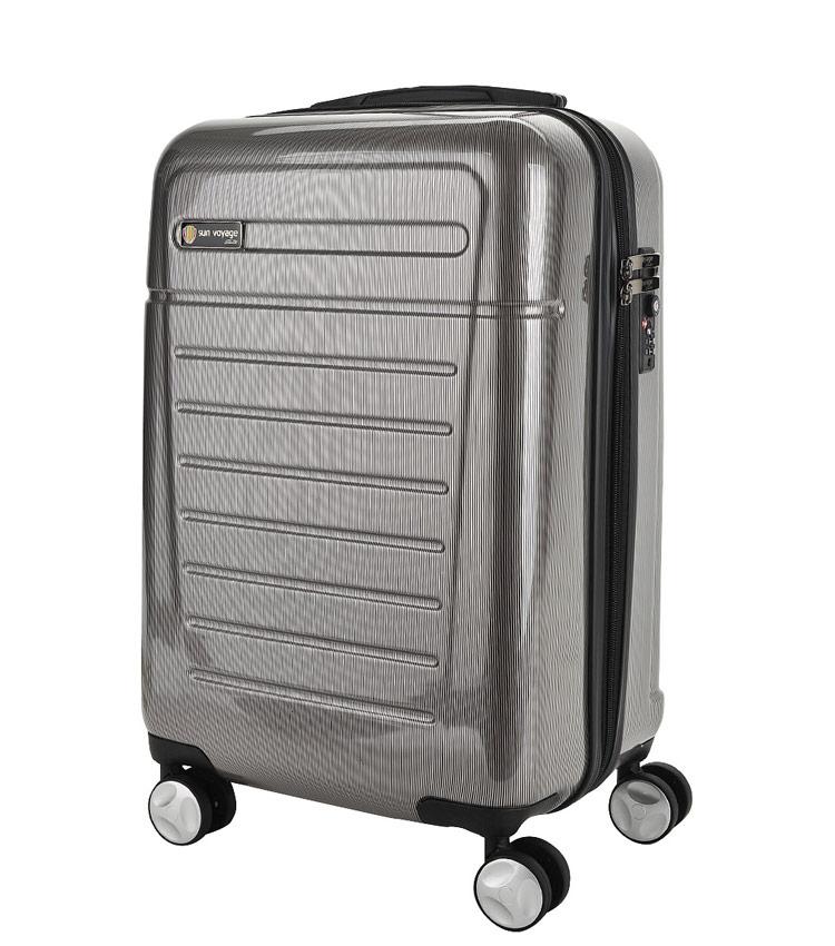 Большой чемодан Sun Voyage TALISMAN SV018-АC065-28 - grey