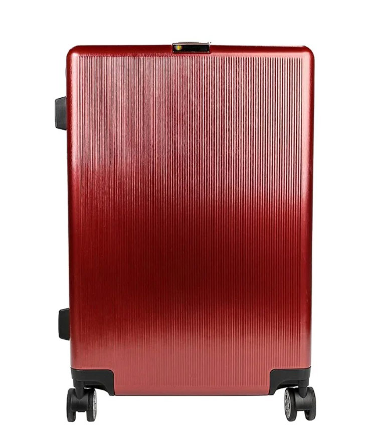 Большой чемодан Sun Voyage BOX SV037-АC113-28 - красный