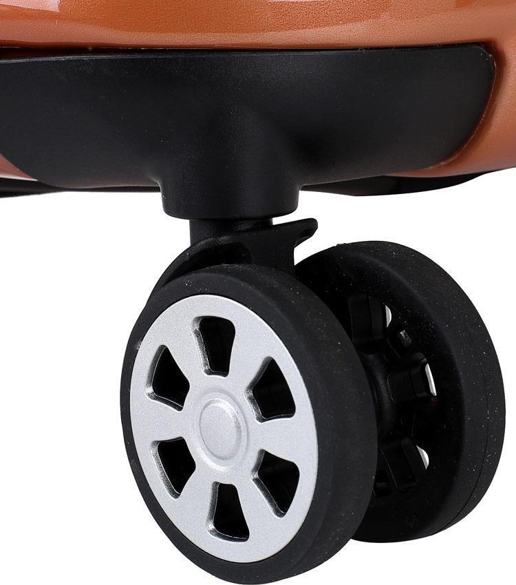 Малый чемодан Global Case Elit SV042-АC156-20 - оранжевый