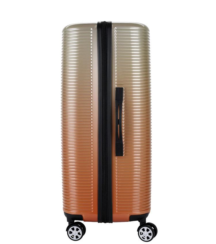 Большой чемодан Global Case Elit SV042-АC156-28 - оранжевый