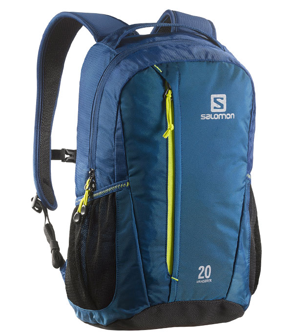 Рюкзак Salomon Wanderer 20 blue