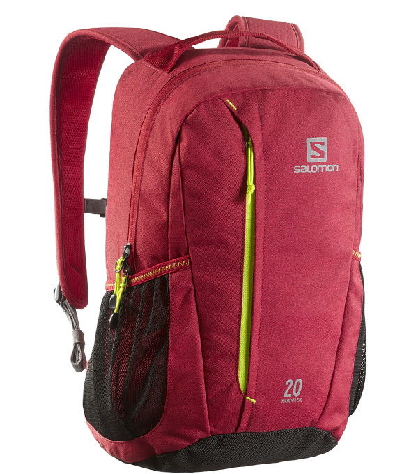 Рюкзак Salomon Wanderer 20 red