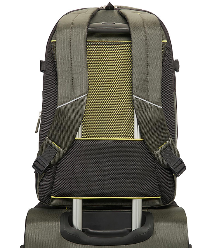 Рюкзак Samsonite 4Mation (37N*04003) khaki