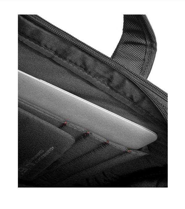 Сумка для ноутбука Samsonite Flexxea black