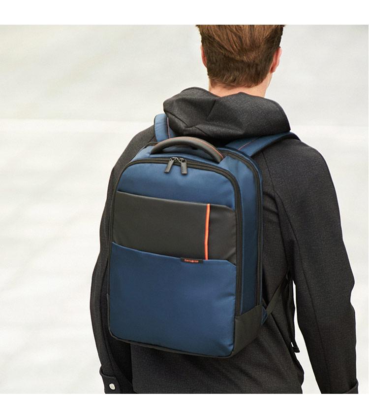 Рюкзак Samsonite QIBYTE Blue 15,6 (16N*01005)
