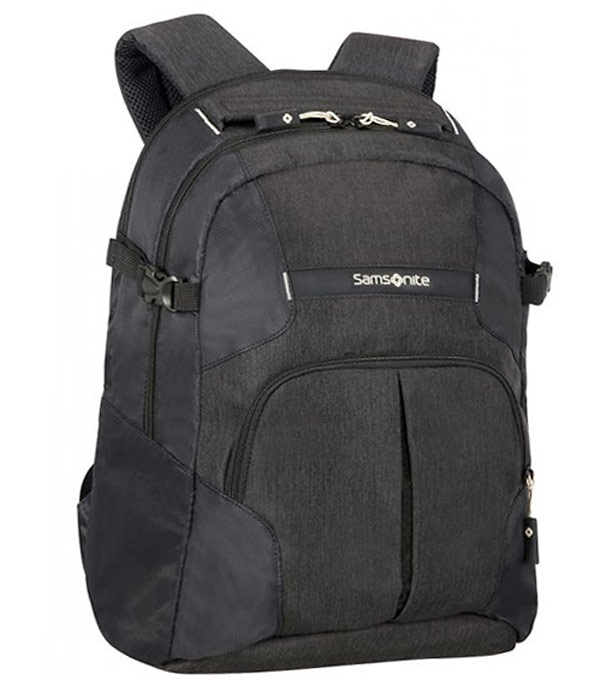 Рюкзак Samsonite REWIND Black (10N*09002)