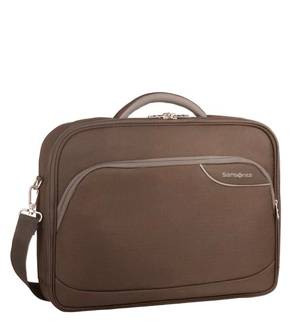 Сумка для ноутбука Samsonite Monaco brown