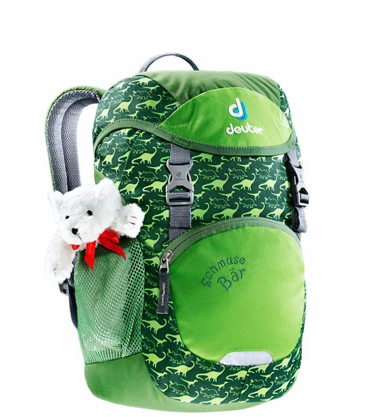Детский рюкзак Deuter Schmusebär emerald