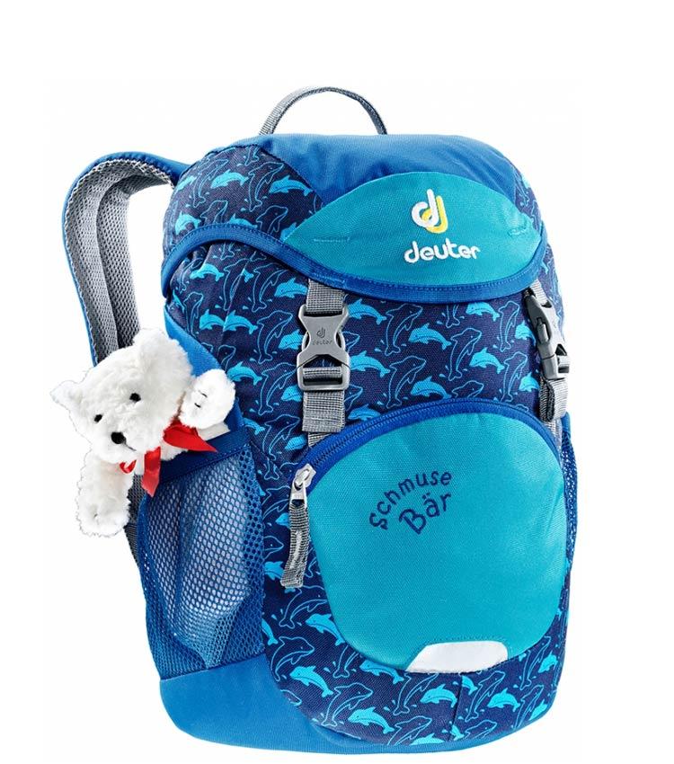 Детский рюкзак Deuter Schmusebär ocean