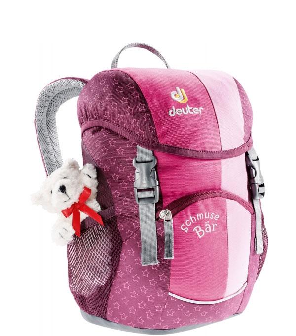 Рюкзак Deuter Schmusebär pink