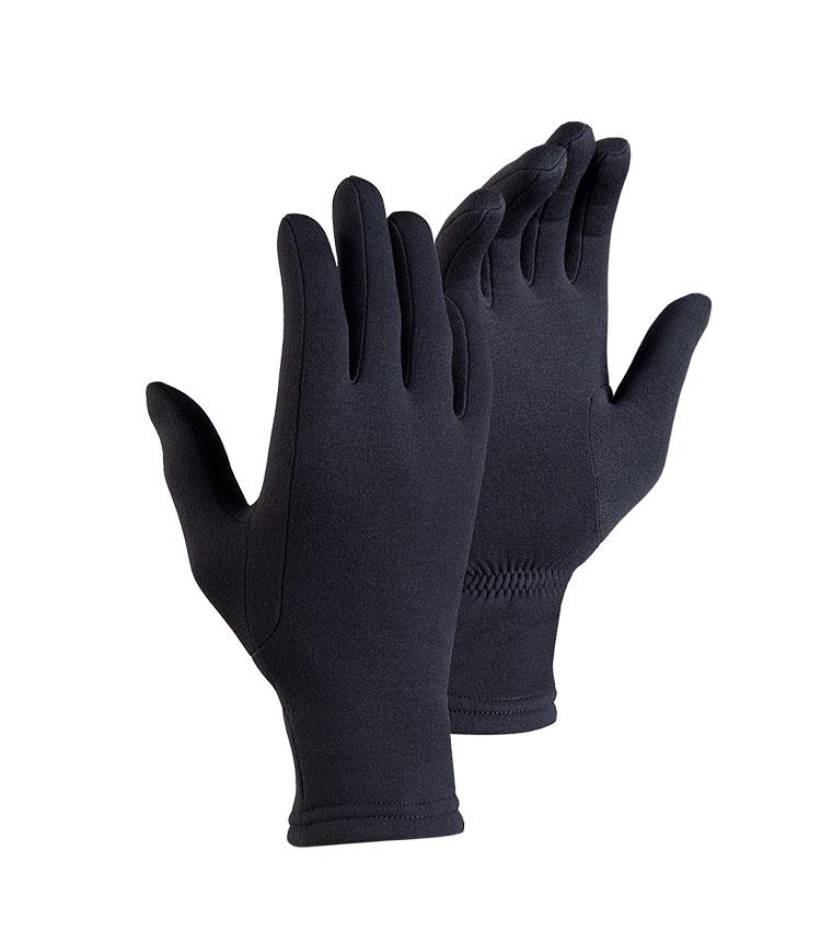 Перчатки Sivera Укса черные