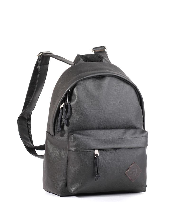 Женский рюкзак Studio58 m202 black-leather