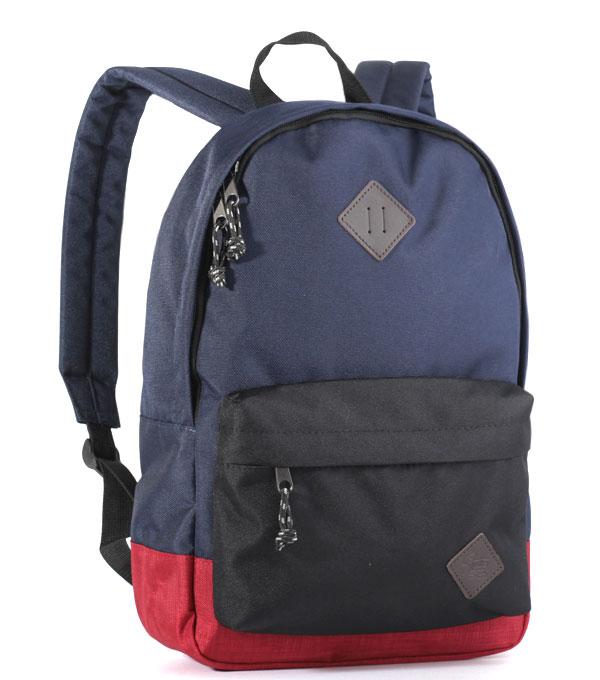 Рюкзак Studio58 M310 синий-черный-красный