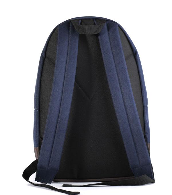 Рюкзак Studio58 M310 синий с темным кожзамом