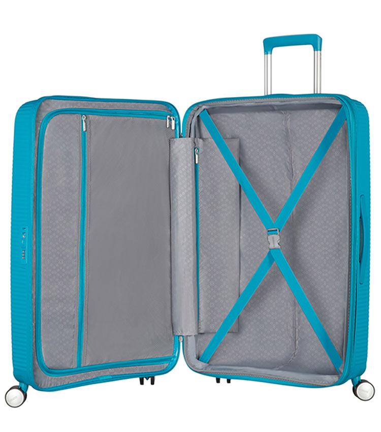 Средний чемодан American Tourister 32G*01002 Soundbox Spinner (67 см)