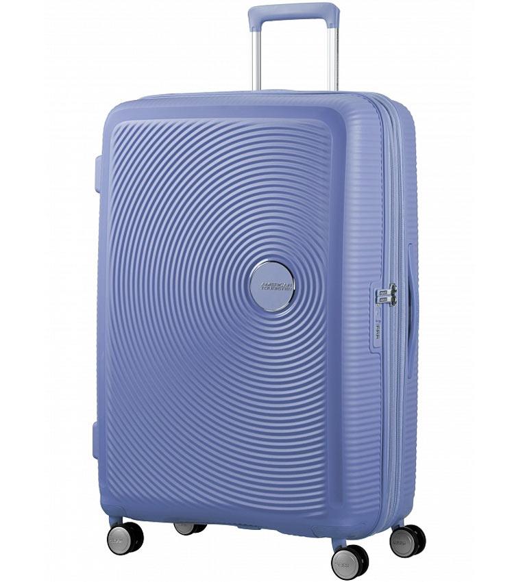Большой чемодан American Tourister 32G*11003 Soundbox Spinner (77 см)