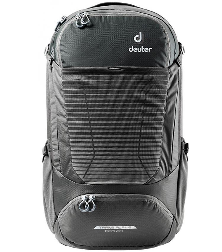 Рюкзак Deuter Trans Alpine Pro 28 black-graphite