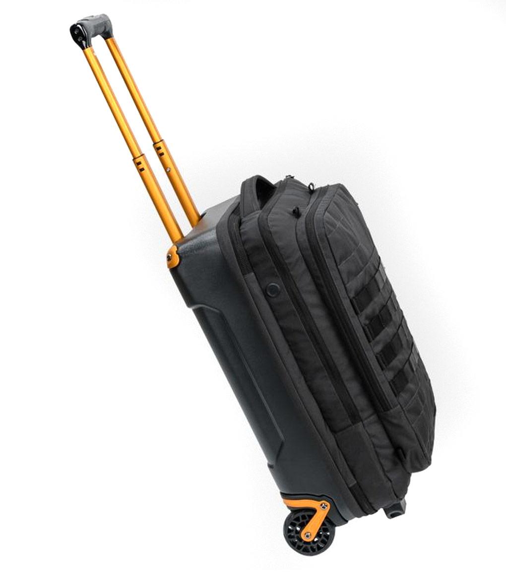 Чемодан Jack Wolfskin TRT RAIL 40 black