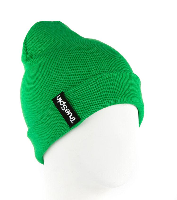 Шапка TrueSpin Basic Green
