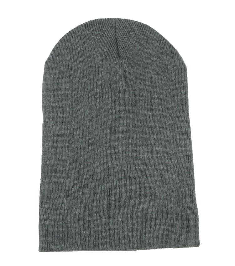 Шапка TrueSpin Basic Grey Melange