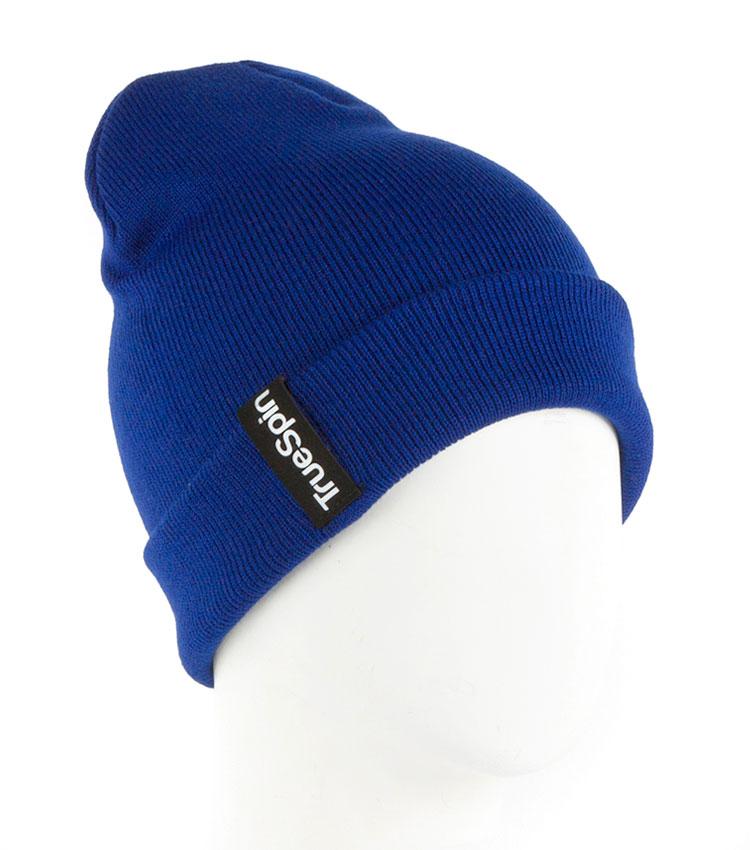 Шапка TrueSpin Basic royal blue
