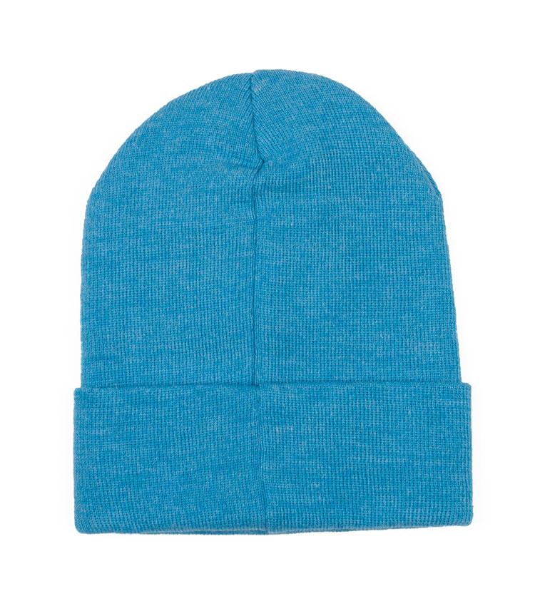 Шапка TRUESPIN Cuffed Heather blue
