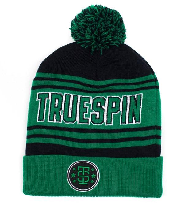 Шапка TrueSpin Baseball green