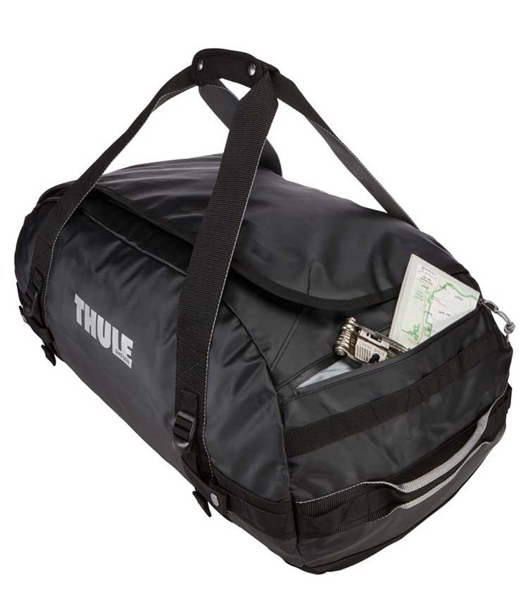 Дорожная сумка Thule Chasm 40L black