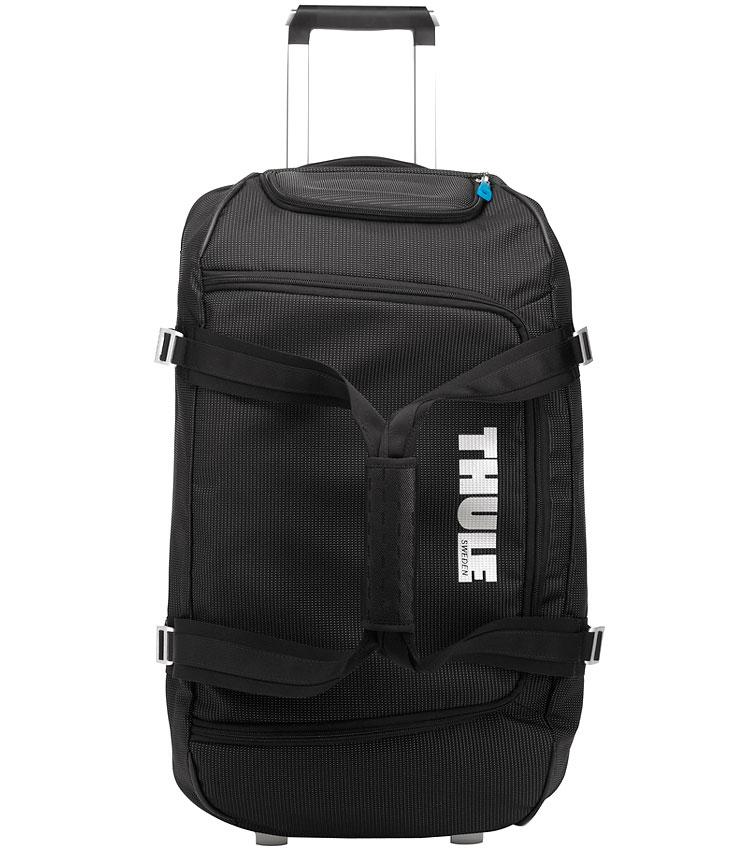 Дорожная сумка на колесах Thule Crossover 56L black (TCRD-1) (64 см)
