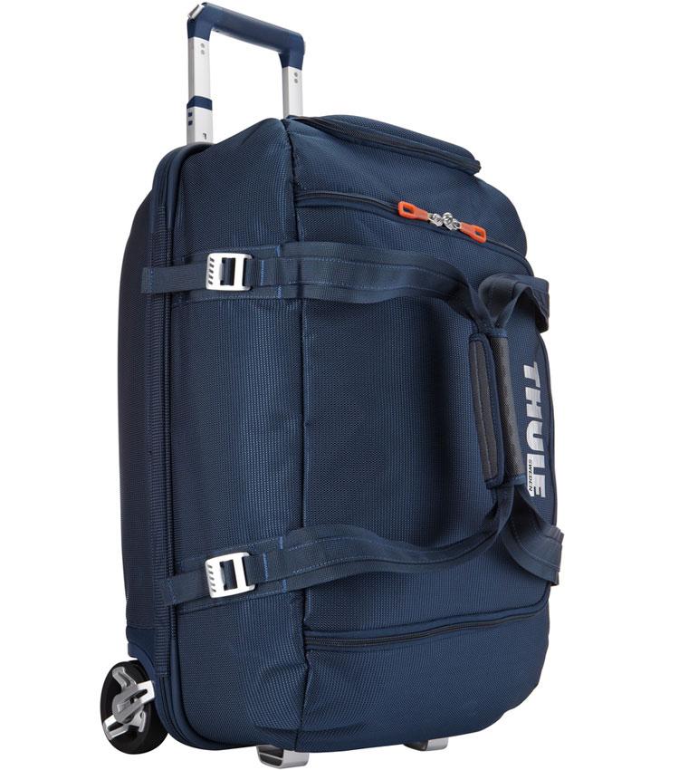 Дорожная сумка на колесах Thule Crossover 56L blue (TCRD-1) (64 см)