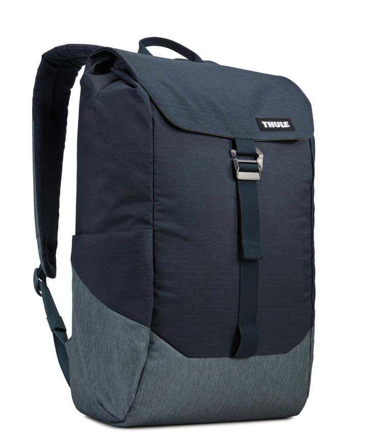 Рюкзак Thule Lithos TLBP-113 carbon blue