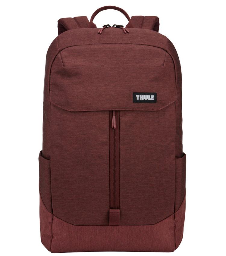 Рюкзак Thule Lithos TLBP-116 dark burgundy