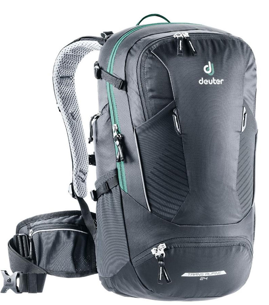 Рюкзак Deuter Trans Alpine 24 black