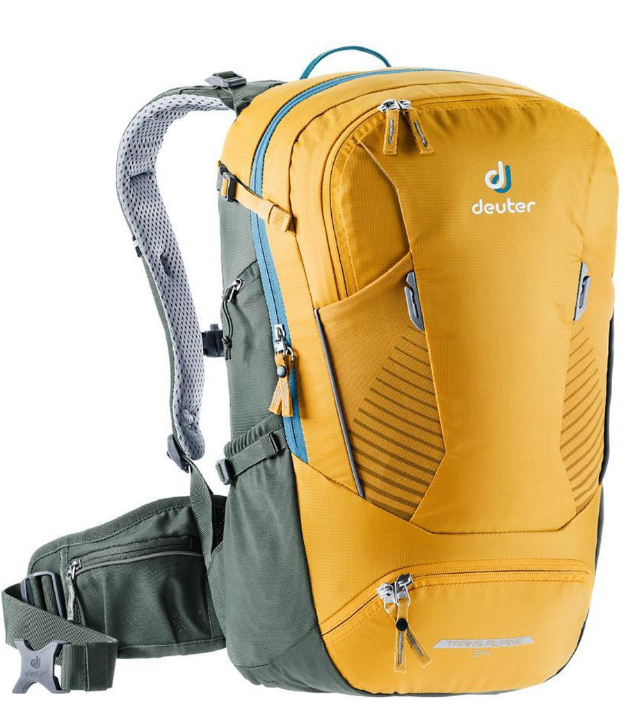 Рюкзак Deuter Trans Alpine 24 curry-ivy