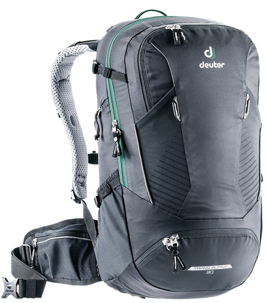 Рюкзак Deuter Trans Alpine 30 black-graphite